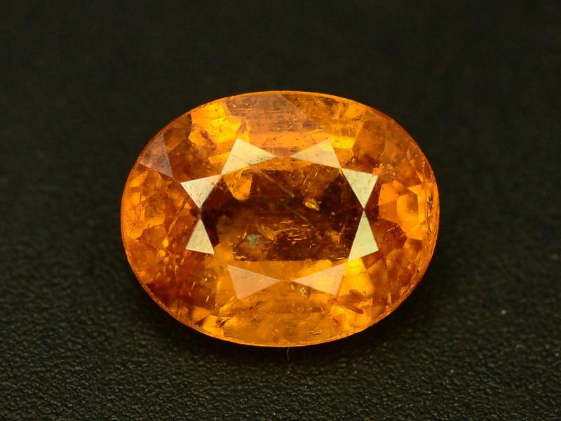 Attractive 2.00 ct Orange Colour Spessartite Garnet