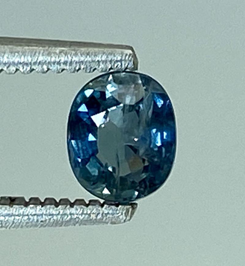 0.35Ct Natural Blue Sapphire Good Quality  Gemstone. BS 10