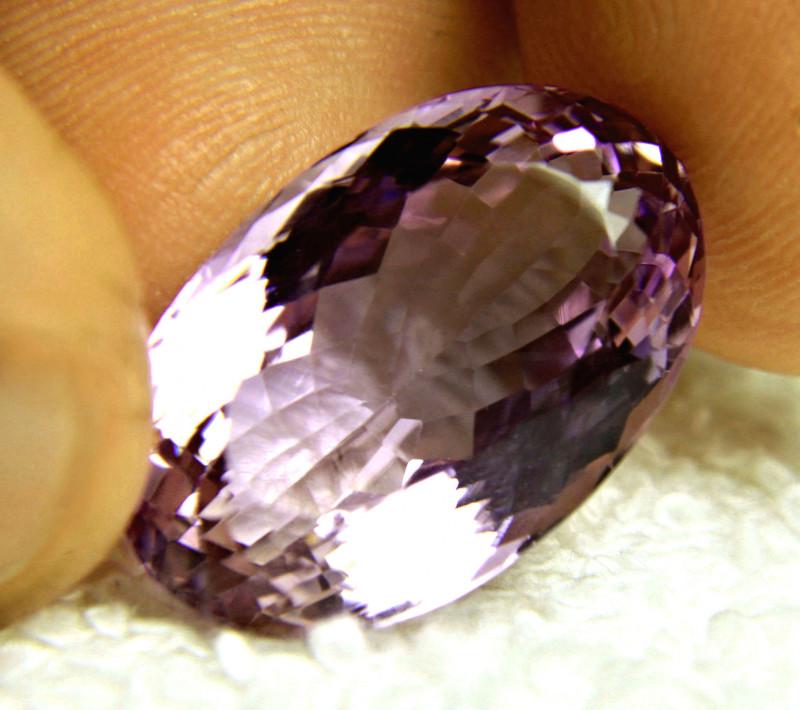 25.39 Carat VVS BRazilian Amethyst - Gorgeous