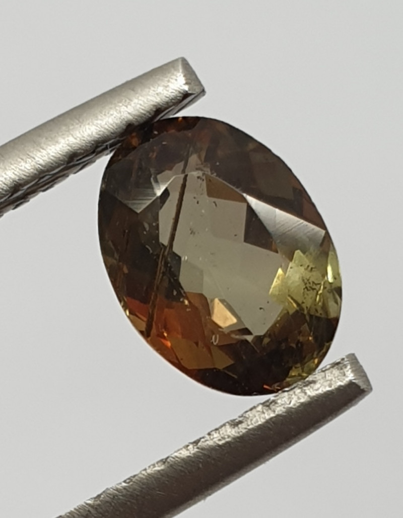 1.33 Ct Andalusite Oval 8.3x6mm( SKU 7)