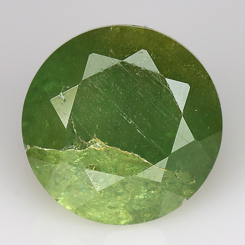 2.19Cts Rare Demantoid Garnet Gemstone DM1