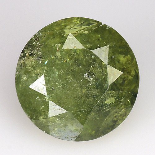 1.81Cts Rare Demantoid Garnet Gemstone DM4
