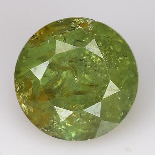 1.36Cts Rare Demantoid Garnet Gemstone DM8