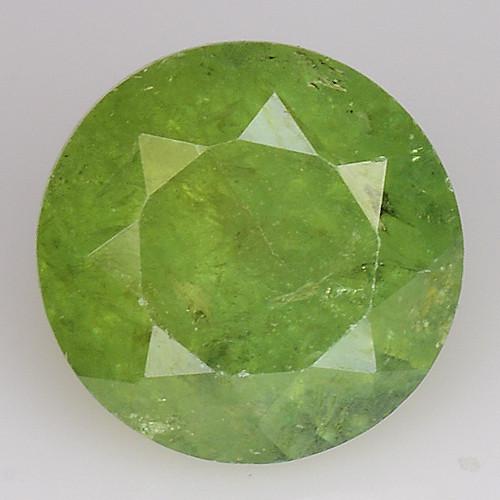 1.15Cts Rare Demantoid Garnet Gemstone DM10