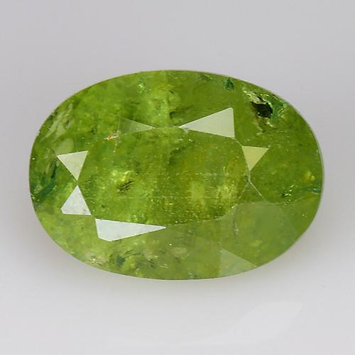 1.17Cts Rare Demantoid Garnet Gemstone DM20