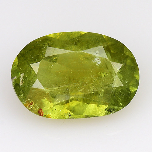 0.84Cts Rare Demantoid Garnet Gemstone DM23