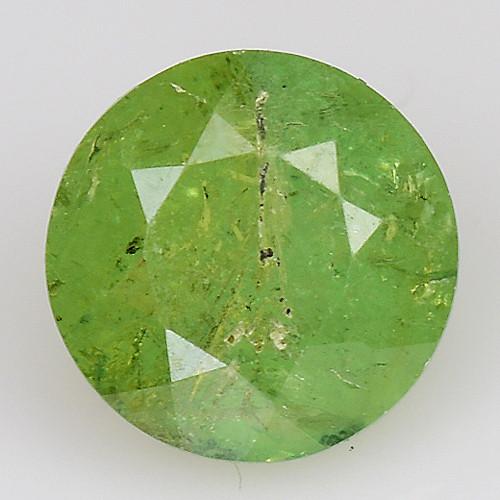 0.80Cts Rare Demantoid Garnet Gemstone DM24