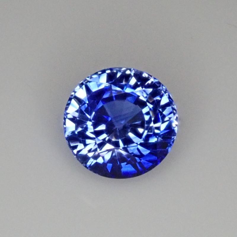 1.42ct Round Sapphire