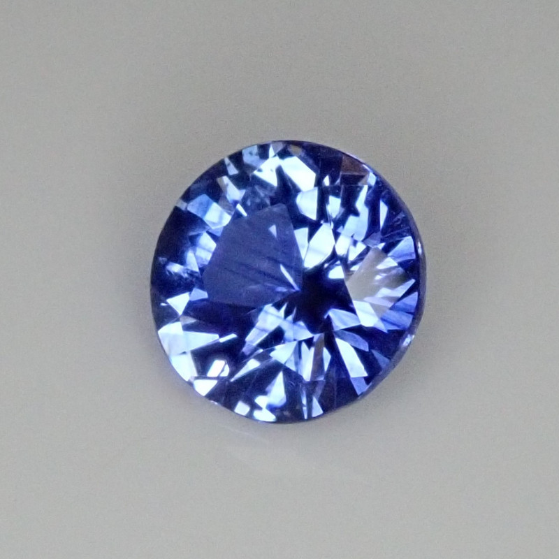 1.09ct Round Sapphire