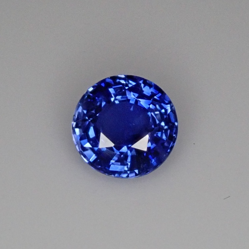 1.14ct Round Sapphire