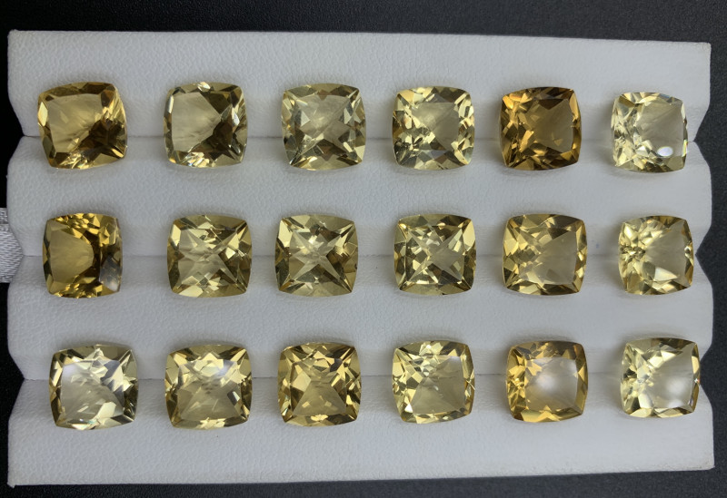 71.39 ct Citrine Gemstones parcel