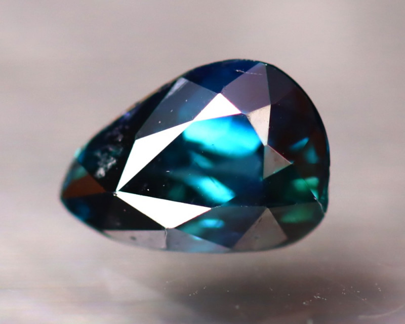 Sapphire 1.00Ct Natural Blue Sapphire DR440/B25