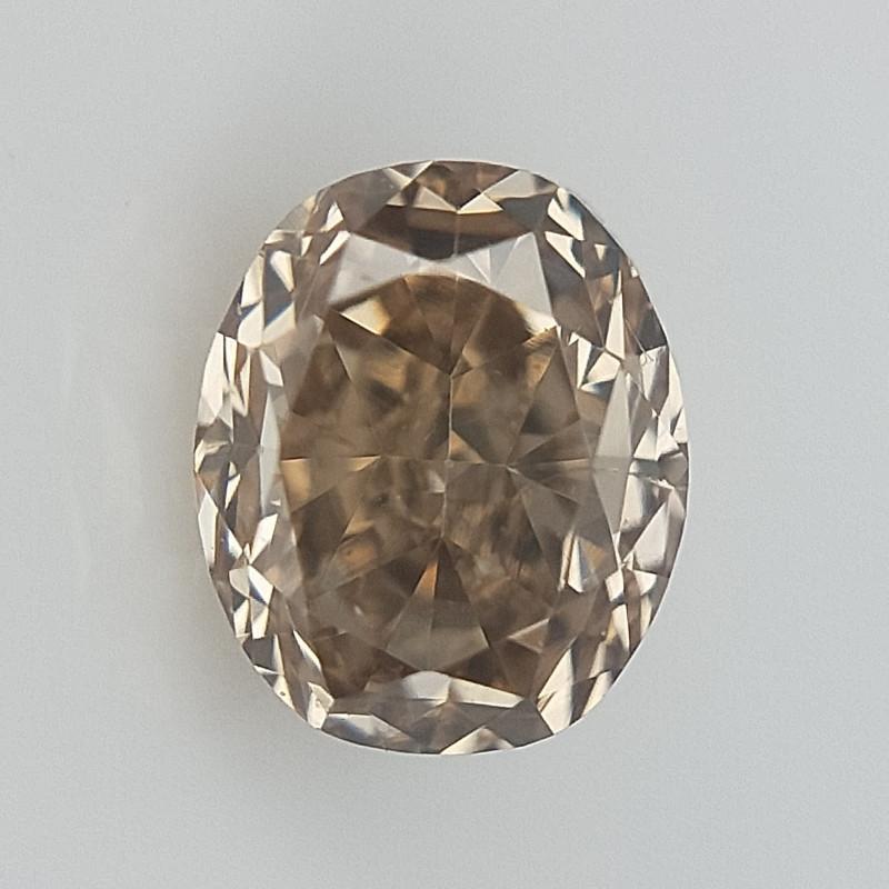 0.14 CT , Brownish Natural Diamond , Diamond For Jewelry