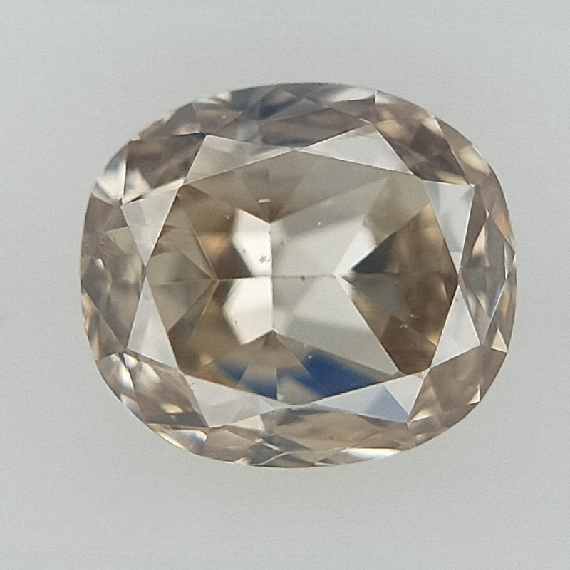 0.13 CT , Champagne Natural Diamond , Diamond For Jewelry