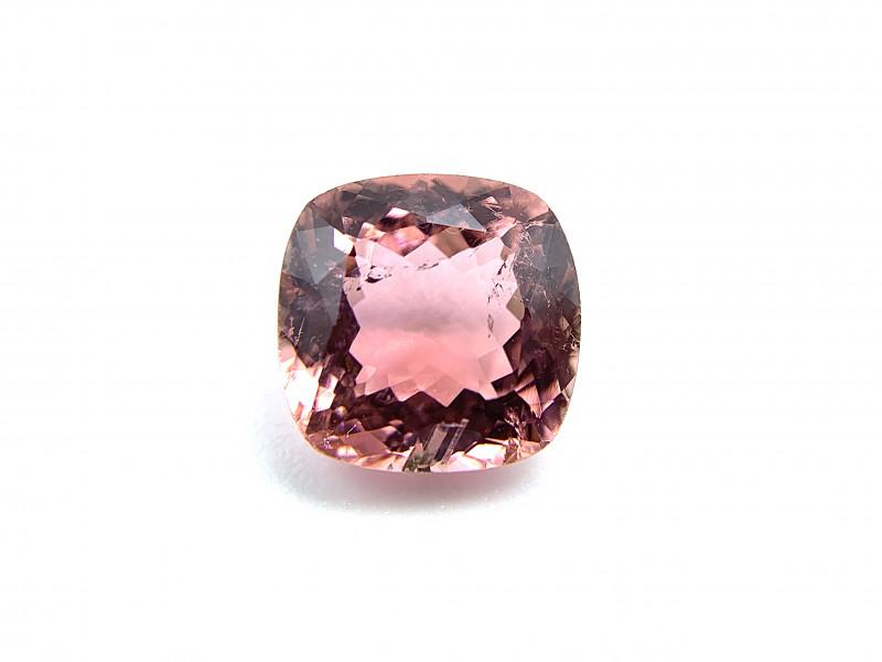 3.15 ct Tourmaline Loose Gemstone - Natural Gemstone - Cushion Shape