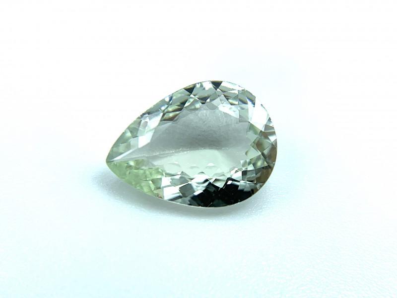 3.82 ct Tourmaline Loose Gemstone - Natural Gemstone - Cushion Shape