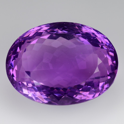 36.78 CT NATURAL AMETHYST GOOD CUT GEMSTONE AM23