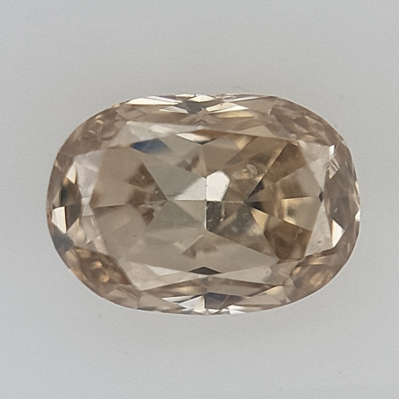 0.09 ct , Oval Brilliant cut Diamond , Natural Diamond gemstone