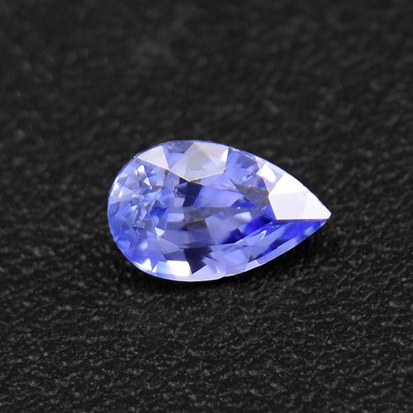 Ceylon Blue  Sapphire well-cut 0.33ct  (01684a)