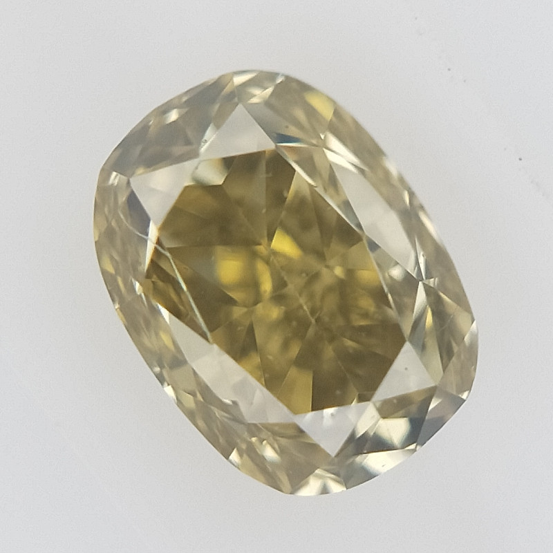 0.12 CT , Loose Colored, Loose Oval Diamond