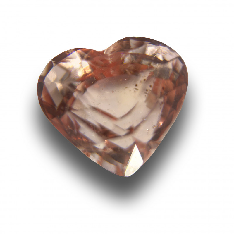 UNHEATED Padparadscha|Loose Gemstone