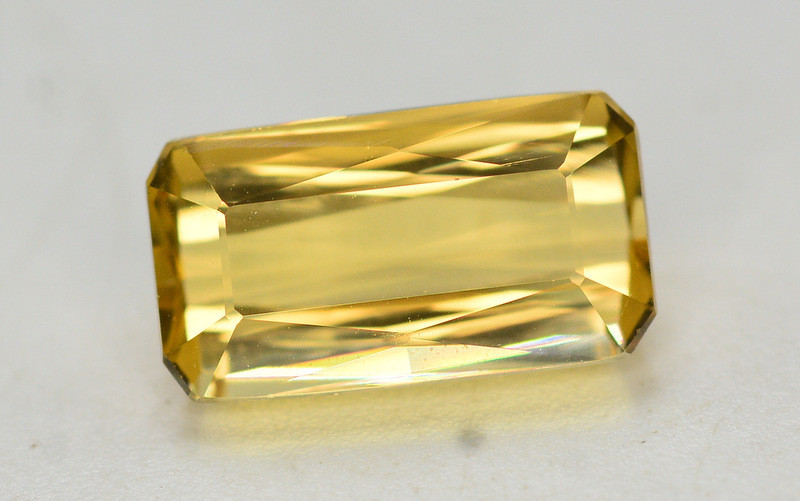 2.75 Ct Natural Heliodor ~ AAA Grade ~ Yellow Color