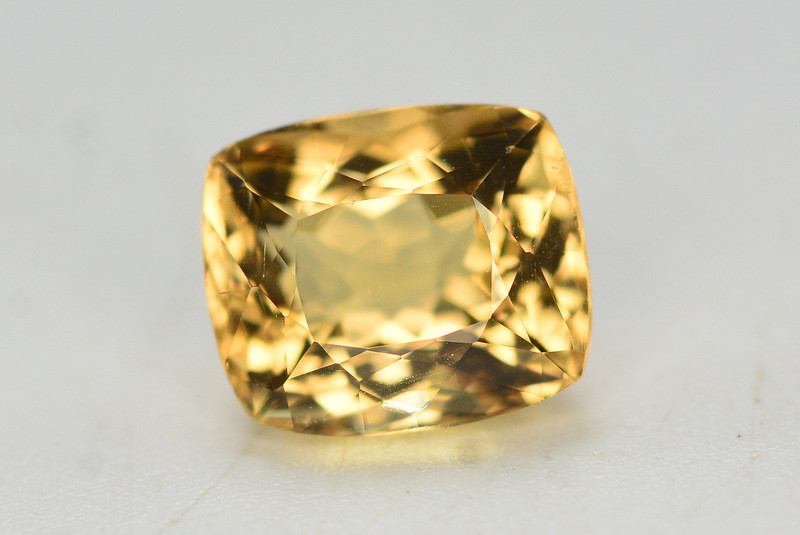 1.85 Ct Natural Heliodor ~ AAA Grade ~ Yellow Color