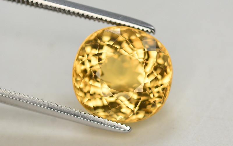 6.10 Ct Natural Heliodor ~ AAA Grade ~ Yellow Color