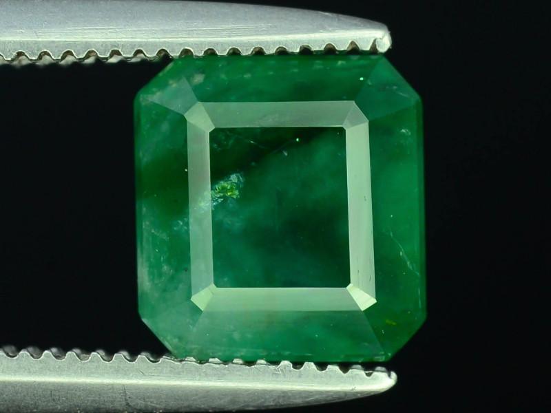Top Color & Clarity 2.05 ct Emerald~Swat