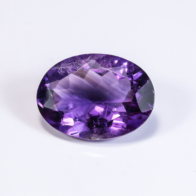 9.63ct Lab Certified Natural Amethyst