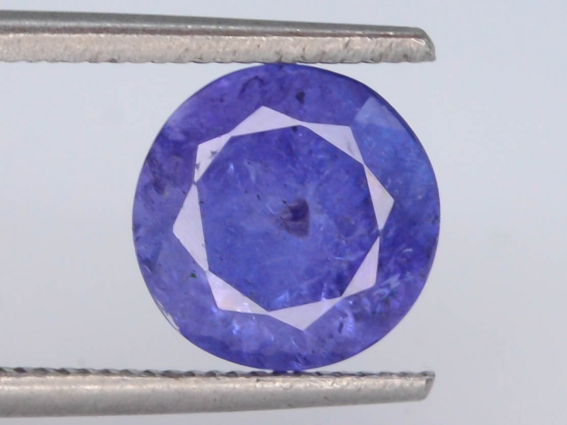 Tanzanian Tanzanite 2.25 Ct Natural Tanzanite !  Eye Catching Color