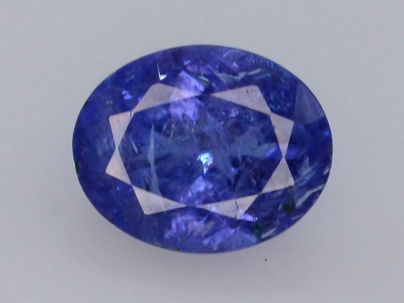 Tanzanian Tanzanite 2.15 Ct Natural Tanzanite !  Eye Catching Color