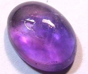 AMETHYST CABS 5.50 CTS CG - 377
