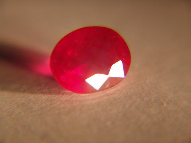 Gorgeous 2.3ct. Ruby VS - Stunning