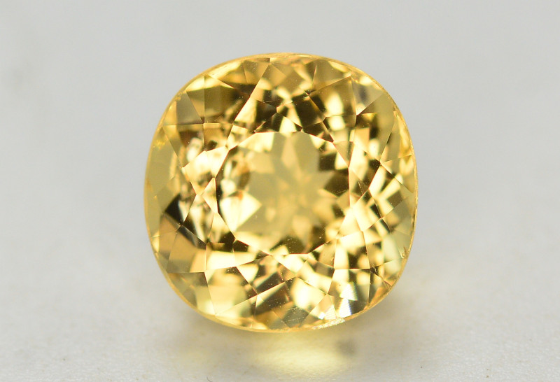 3.55 Ct Natural Heliodor ~ AAA Grade ~ Yellow Color
