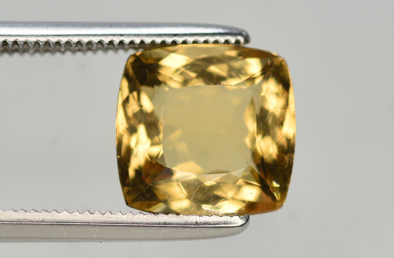 2.95 Ct Natural Heliodor ~ AAA Grade ~ Yellow Color