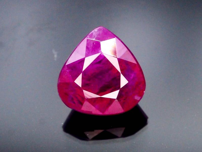 Afghan Ruby 1.10 Ct Natural Blood Red Color Ruby ~ Afghanistan !G
