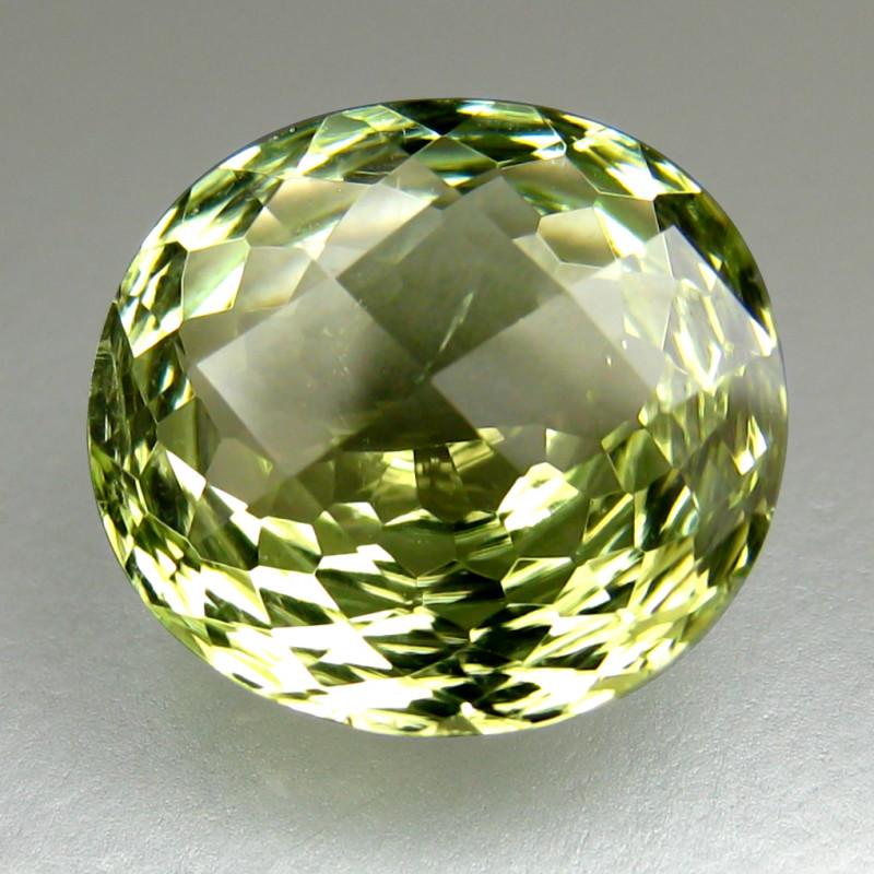 Africa Tourmaline 2.83 Cts Green Quantum Cut BGC127