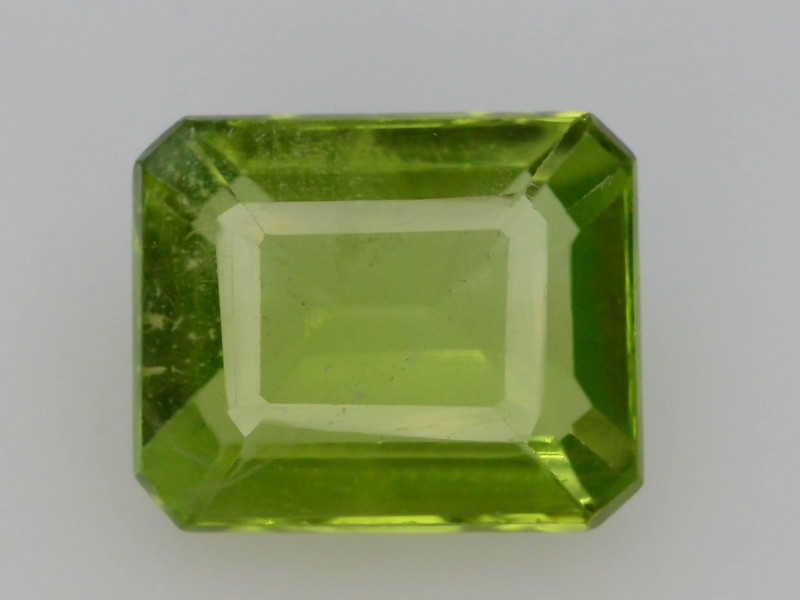 AAA Color & Cut 5.60 ct Himalayan Peridot ~ Pakistan