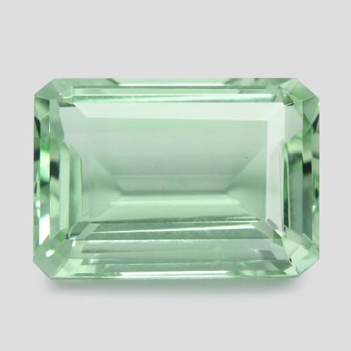 7.30 Cts Natural Green Amethyst Loose Gemstone