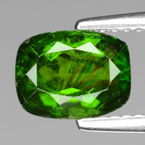Chrome Diopside 1.52 Cts Natural Green Color Loose Gemstone