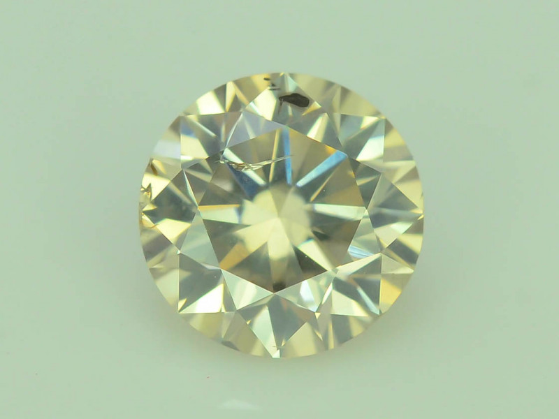 0.60 ct I1 Clarity Natural Diamond t