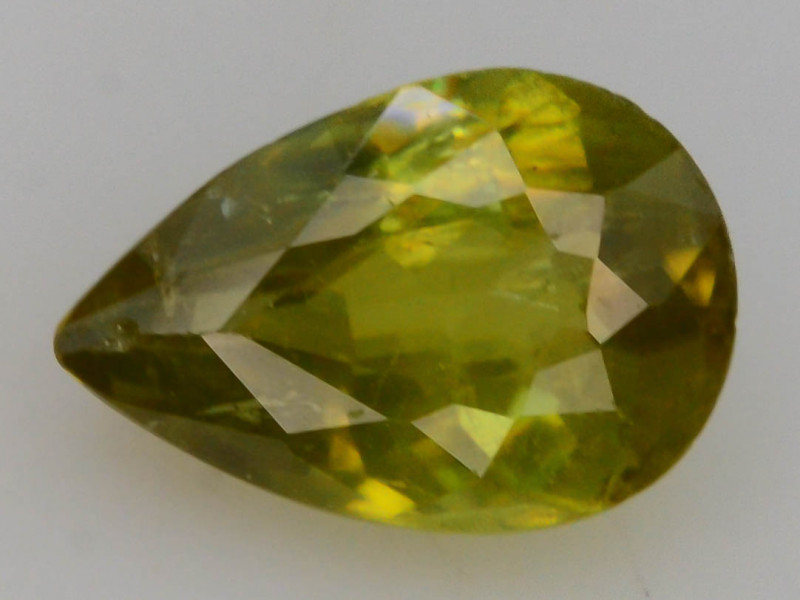 Top Fire 0.80 ct Natural Sphene Q.S