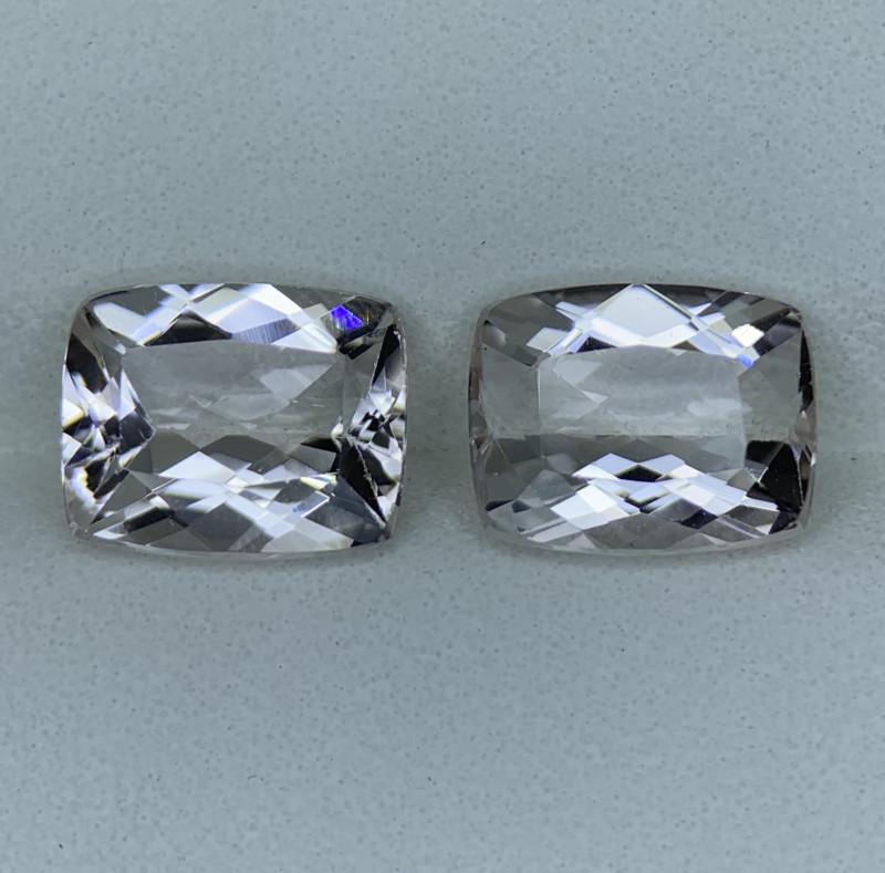5.10 Carats Natural  Morganite Gemstone