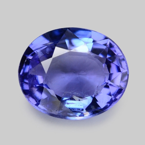 0.60 Cts Amazing rare AA+ Violet Blue Color Natural Tanzanite Gemstone