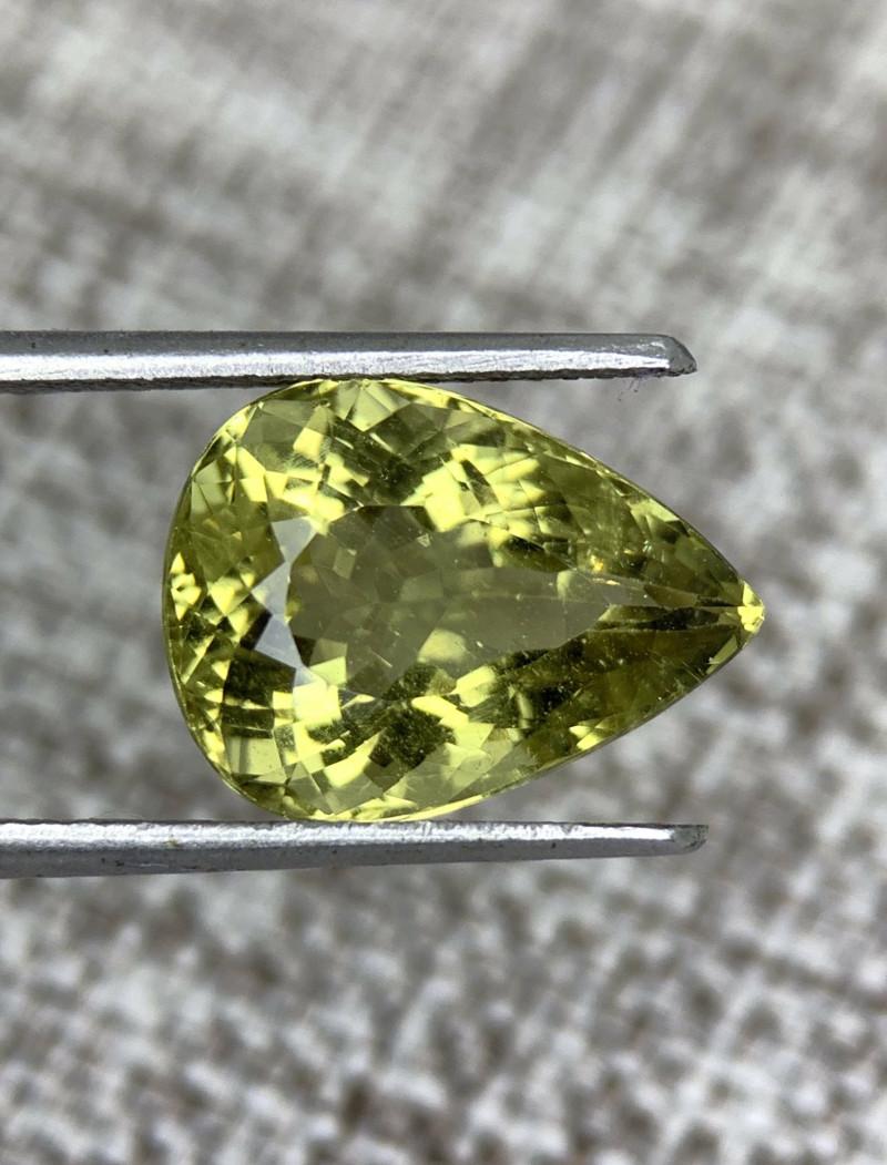 5.90 Carats Natural Heliodor Gemstone