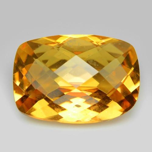 *No Reserve* Mystic Quartz 6.27 Cts  Yellow Color Natural Mystic Quartz Gem