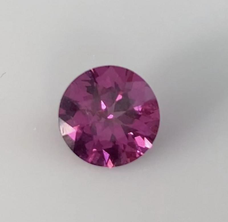 Pretty Pinkish Purple Rhodolite Garnet