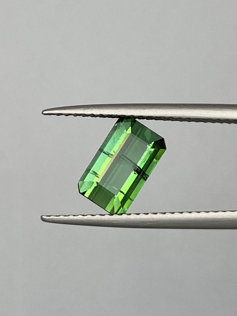 Natural Green Tourmaline 1.40 Cts Good Quality Gemstone