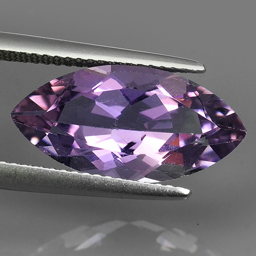 3.60 CTS  NATURAL ULTRA RARE LUSTER PURPLE AMETHIYST GEM!!